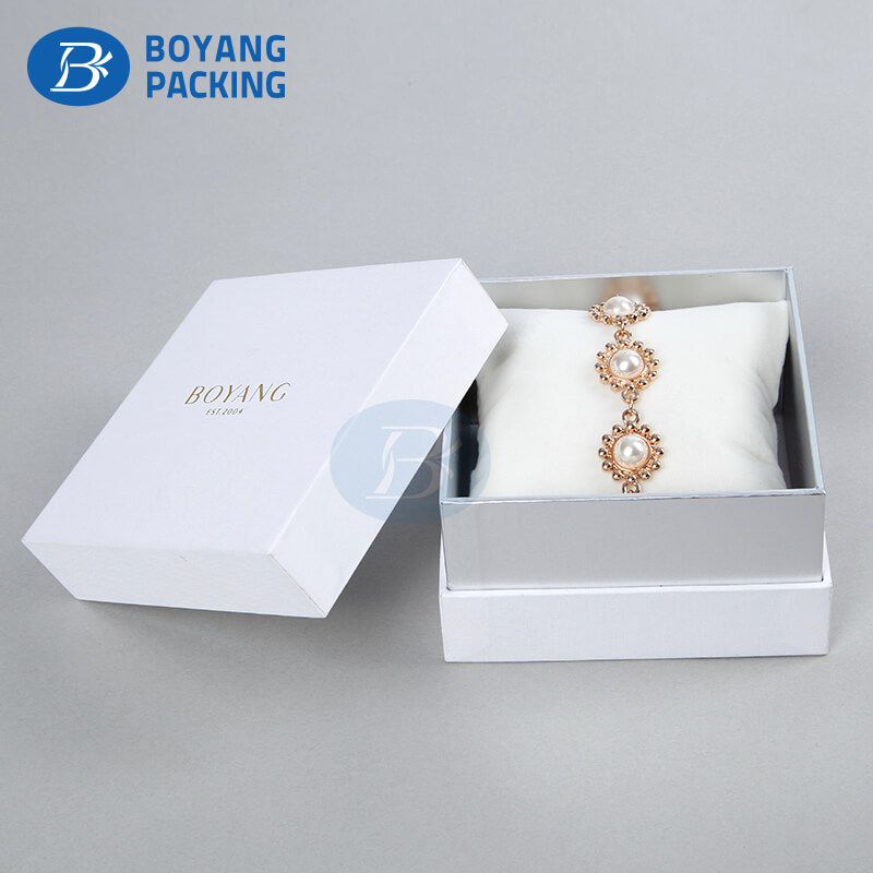 customized jewelry packaging boxes