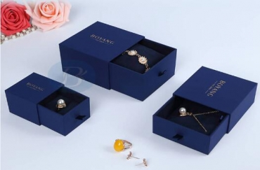 Two ways to teach you to choose paper jewelry box