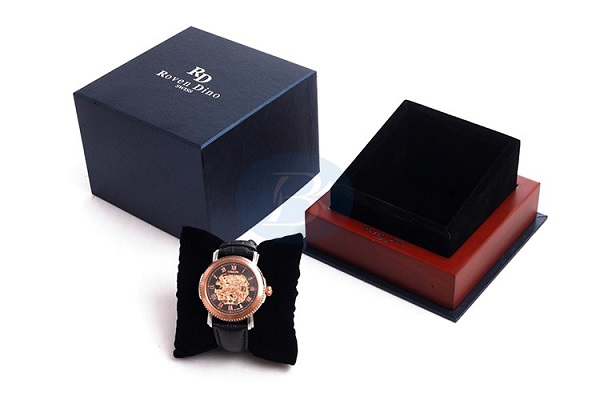 Custom watch box, different internal to bring you a different visual enjoyment and functional effect