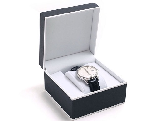What material is better for custom watch boxes?